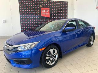 Used 2017 Honda Civic LX Bas kilomètres certifié for sale in Terrebonne, QC