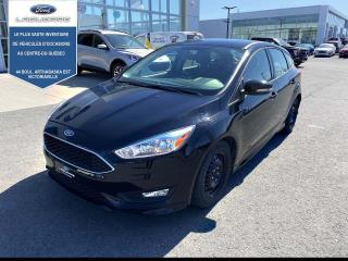 Used 2017 Ford Focus Hayon 5 portes SE for sale in Victoriaville, QC