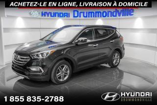 Used 2017 Hyundai Santa Fe Sport PREMIUM AWD + GARANTIE + CAMERA + WOW !! for sale in Drummondville, QC