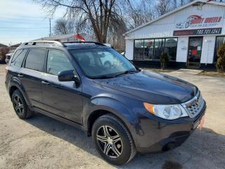 Used 2011 Subaru Forester X for sale in Barrie, ON