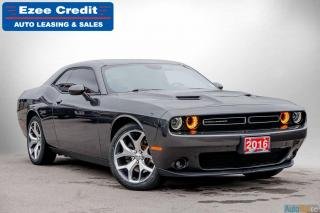 Used 2016 Dodge Challenger SXT for sale in London, ON