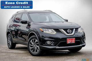 Used 2016 Nissan Rogue SL for sale in London, ON