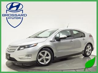 Used 2014 Chevrolet Volt A/C BLUETOOTH CAMERA DE RECUL plug in hybrid for sale in Brossard, QC