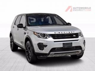 Used 2017 Land Rover Discovery Sport SE SPORT AWD 7 PASSAGERS TOIT for sale in St-Hubert, QC