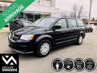 Used 2015 Dodge Grand Caravan SE ** GARANTIE 10 ANS ** Ne manquez plus d'espace! for sale in Shawinigan, QC