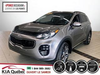 Used 2018 Kia Sportage **SX * AWD * GPS *TURBO 237 HP  * for sale in Québec, QC