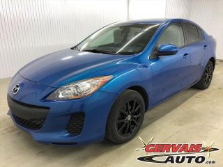 Used 2013 Mazda MAZDA3 GX A/C for sale in Shawinigan, QC