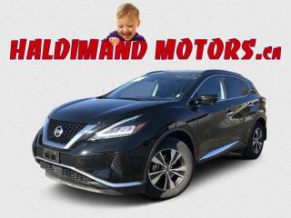 Used 2020 Nissan Murano SV AWD for sale in Cayuga, ON