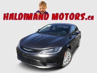 Used 2016 Chrysler 200 LX for sale in Cayuga, ON