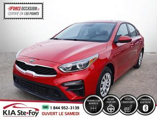 Used 2019 Kia Forte LX* SIEGES CHAUFFANTS* CAMERA DE RECUL* for sale in Québec, QC