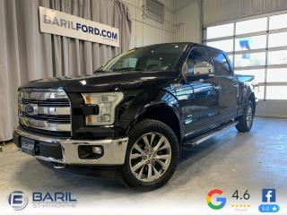 Used 2017 Ford F-150 Cab SuperCrew 4RM 157 po Lariat for sale in St-Hyacinthe, QC