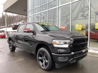 Used 2019 RAM 1500 BIG HORN , CREW , BOITE 6.4'' , DIFF 3.9 for sale in Ste-Agathe-des-Monts, QC