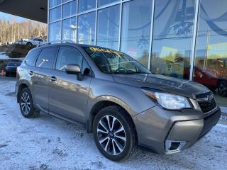 Used 2017 Subaru Forester 2.0 XT LIMITED , ENSEMBLE TECHNO , AWD for sale in Ste-Agathe-des-Monts, QC