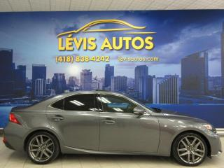 Used 2015 Lexus IS 350 F-SPORT 306 HP F2 ÉDITION AWD GPS CUIR R for sale in Lévis, QC