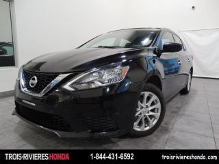 Used 2017 Nissan Sentra SV + VITRES TEINTEES + BLUETOOTH ! for sale in Trois-Rivières, QC