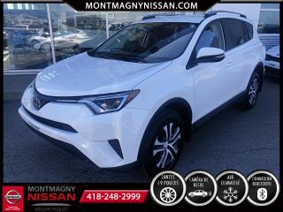 Used 2017 Toyota RAV4 4 portes LE traction avant for sale in Montmagny, QC