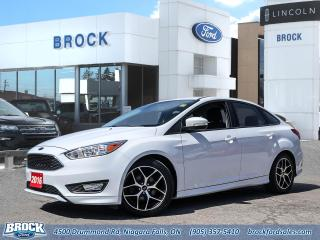 Used 2016 Ford Focus SE for sale in Niagara Falls, ON
