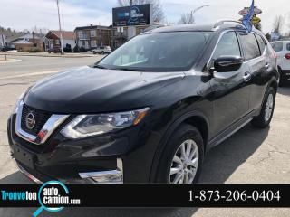 Used 2018 Nissan Rogue SV Traction intégrale for sale in Shawinigan, QC