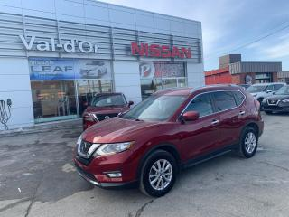Used 2018 Nissan Rogue Sv Awd BAS MILLAGE!! Véhicule certifier!! Bonne condition!! for sale in Val-d'Or, QC