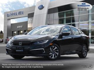 Used 2019 Honda Civic Sedan EX for sale in Ottawa, ON