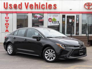 Used 2020 Toyota Corolla XLE ALLOYS CAMERA BLUETOOTH BLIND-SPOT NAVI! for sale in North York, ON