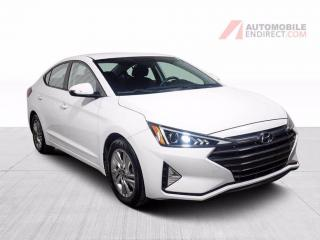 Used 2019 Hyundai Elantra PREFERRED GROUPE ELECTRIQUE A/C MAGS for sale in Île-Perrot, QC
