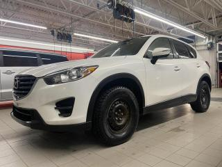 Used 2016 Mazda CX-5 *GX*BLUETOOTH*BOUTON POUSSOIR*A/C*MAGS * for sale in Québec, QC