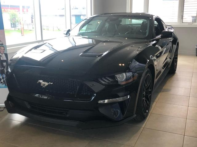 2021 Ford Mustang COUPE FASTBACK GT PREMIUM