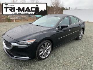Used 2018 Mazda MAZDA6 SIGNATURE SIGNATURE for sale in Port Hawkesbury, NS