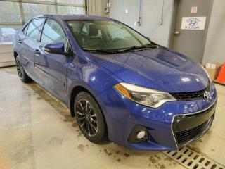 Used 2014 Toyota Corolla S for sale in Port Hawkesbury, NS