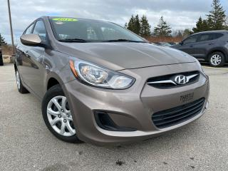 Used 2014 Hyundai Accent 5DR GL for sale in Dayton, NS