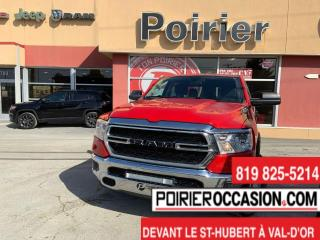 Used 2019 RAM 1500 Tradesman GARANTIE PROLONGÉE 7 ANS ! for sale in Val-D'or, QC