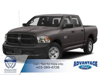 Used 2016 RAM 1500 ST ONE PREVIOUS OWNER - CLEAN CARFAX for sale in Calgary, AB