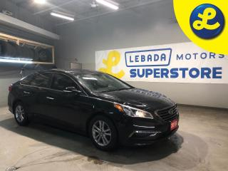 Used 2015 Hyundai Sonata SE Sport * Heated Cloth Seats * Heated Steering Wheel * Hands Free Calling * Push Button Start * Sport/Eco Mode * 7 Speed Automatic 2.4L 4 Cylinder * for sale in Cambridge, ON