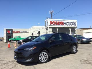 Used 2017 Toyota Corolla 2.99% Financing - LE - HTD SEATS - REVERSE CAM - TECH FEATURES for sale in Oakville, ON