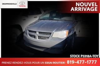 Used 2017 Dodge Grand Caravan SXT| 1 PROPRIO| STOW N GO for sale in Drummondville, QC