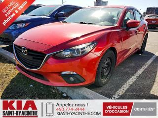 Used 2014 Mazda MAZDA3 ** EN ATTENTE D'APPROBATION ** for sale in St-Hyacinthe, QC