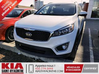 Used 2016 Kia Sorento ** EN ATTENTE D'APPROBATION ** for sale in St-Hyacinthe, QC