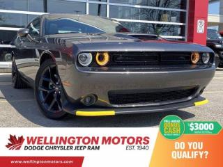 New 2021 Dodge Challenger R/T for sale in Guelph, ON