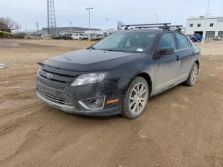 Used 2012 Ford Fusion SEL for sale in Regina, SK