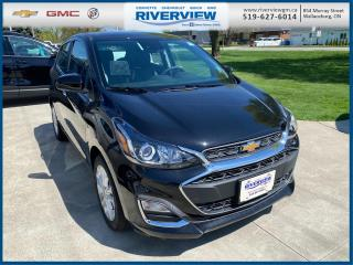 New 2021 Chevrolet Spark 2LT CVT for sale in Wallaceburg, ON