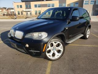 Used 2011 BMW X5 35D for sale in Brampton, ON