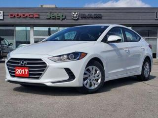 Used 2017 Hyundai Elantra AUTOMATIC | HEATED SEATS for sale in Listowel, ON
