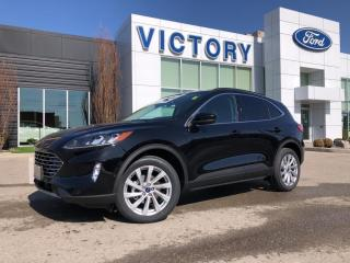 New 2021 Ford Escape Titanium for sale in Chatham, ON