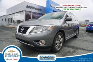 Used 2015 Nissan Pathfinder Platinum for sale in Bridgewater, NS