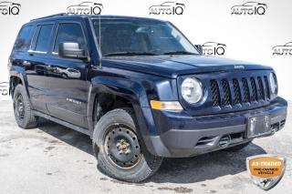 Used 2017 Jeep Patriot Sport/North SOLD AS TRADED, YOU CERTIFY, YOU SAVE!!! for sale in Barrie, ON