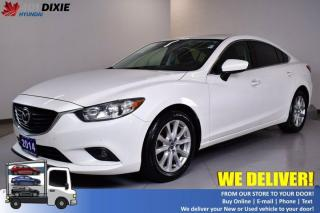 Used 2014 Mazda MAZDA6 GS for sale in Mississauga, ON