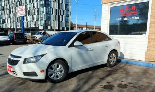 Used 2013 Chevrolet Cruze LT Turbo for sale in Oshawa, ON