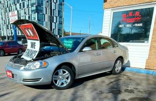 Used 2012 Chevrolet Impala LT for sale in Oshawa, ON