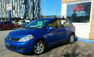 Used 2012 Nissan Versa SL for sale in Oshawa, ON